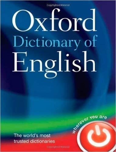 The Oxford Intermediate Dictionary: Oxford University Press