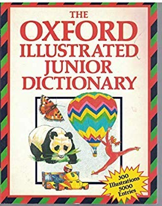 9780199102433: The Oxford Illustrated Junior Dictionary