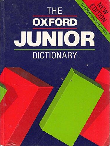 9780199102488: Oxford Junior Dictionary