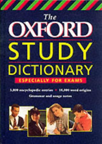 9780199103119: The Oxford Study Dictionary