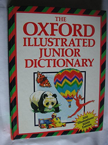 9780199103300: The Oxford Illustrated Junior Dictionary