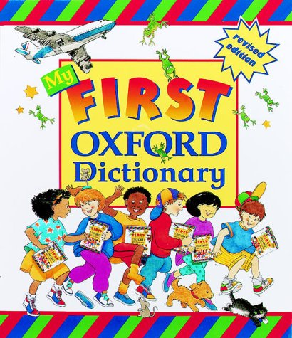 9780199104208: My First Oxford Dictionary