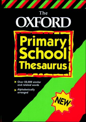 9780199104284: The Oxford Primary School Thesaurus