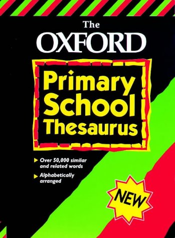 9780199104291: PRIMARY THESAURUS