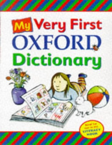 9780199105038: MY VERY FIRST OXFORD DICTIONARY