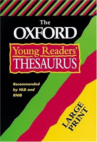 9780199105342: Oxford Young Readers' Thesaurus