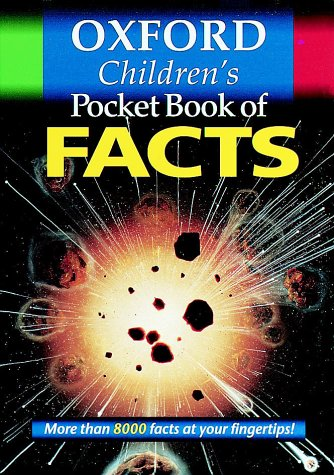 Oxford Children's Pocket Book of Facts
