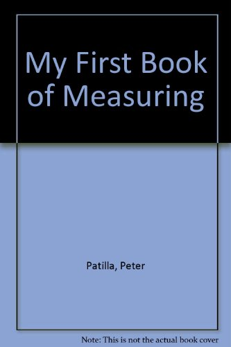 9780199105441: My First Book of Measuring