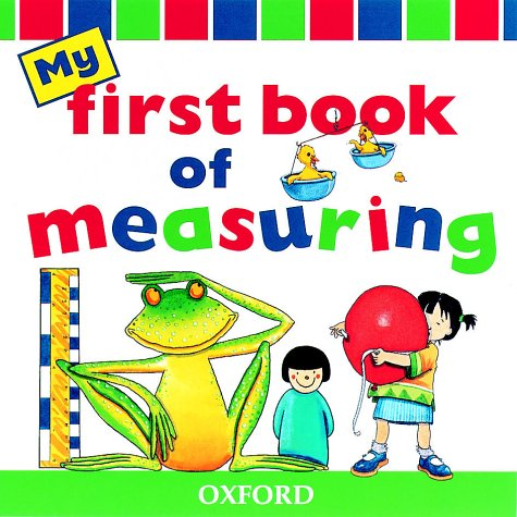 9780199105458: My First Book of Measuring