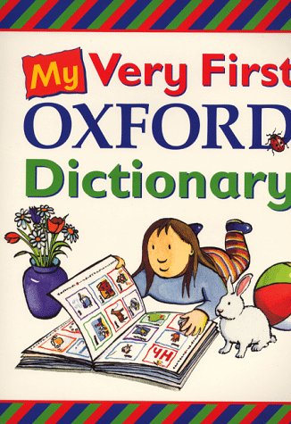 9780199105625: MY VERY FIRST OXFORD DICTIONARY BIG BOOK