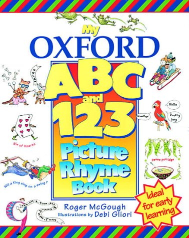 9780199105885: My Oxford ABC and 123 Picture Rhyme Book