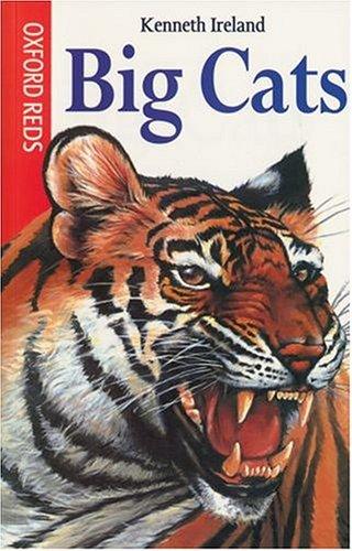 Big Cats (Oxford Reds): Ireland, Kenneth