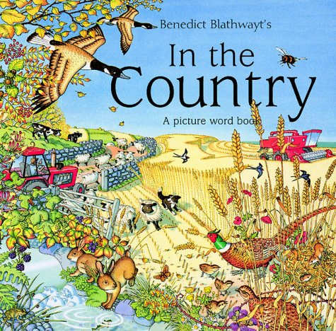 9780199106738: In the Country: A Picture Word Book