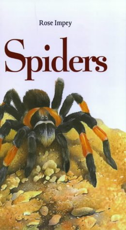 9780199106899: Spiders (Oxford Reds)