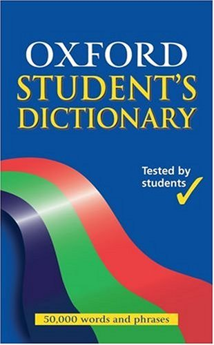 9780199107292: OXFORD STUDENTS DICTIONARY