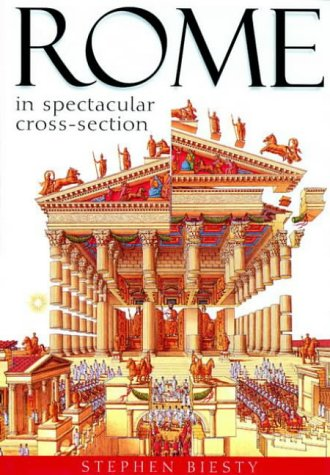 9780199107650: Rome - In spectacular cross section h/b
