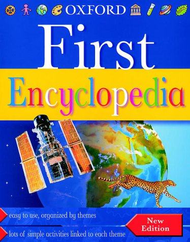 9780199108046: OXFORD FIRST ENCYCLOPEDIA