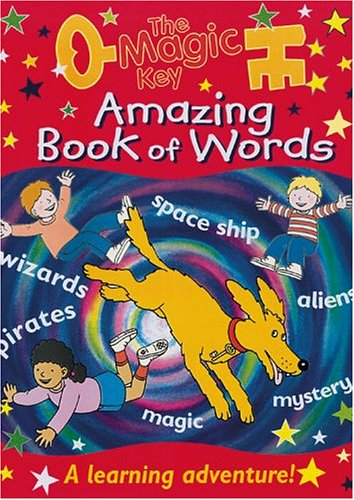 9780199108060: Magic Key Amazing Book of Words: First Book of Words (The Magic Key)