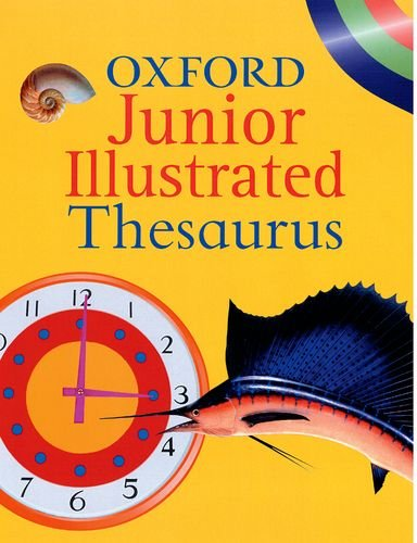 9780199108589: OXFORD JUNIOR ILLUSTRATED THESAURUS