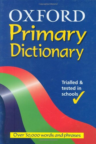 9780199108817: OXFORD PRIMARY DICTIONARY