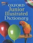 9780199108831: Oxford junior illustrated dictionary