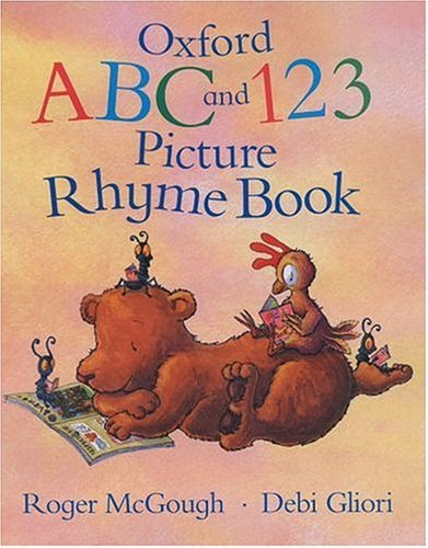 9780199109555: My Oxford ABC and 123 Picture Rhyme Book