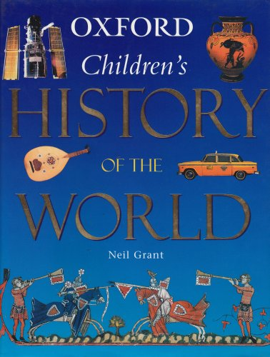 9780199109685: Oxford Children's History of the World