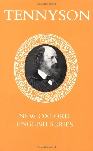 9780199110568: Selected Poems: Lord Alfred Tennyson (New Oxford English Series)