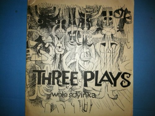 9780199110865: Three Short Plays: The Swamp Dwellers / The Trials of Brother Jero / The Strong Breed