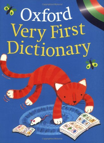 9780199111190: Oxford Very First Dictionary