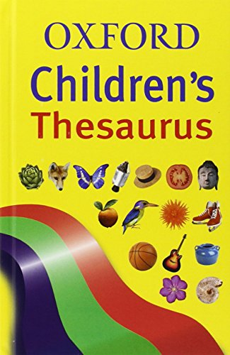 9780199111206: OXFORD CHILDRENS THESAURUS