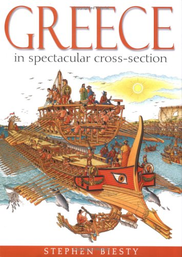 9780199111763: Greece in spectacular cross-section