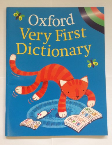 9780199111787: Oxford Very First Dictionary Big Book