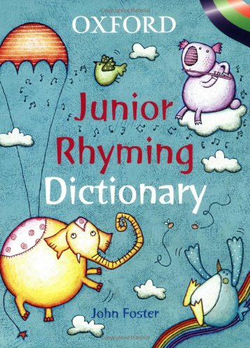 9780199111923: OXFORD JUNIOR RHYMING DICTIONARY