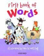 9780199112142: Oxford First Book of Words