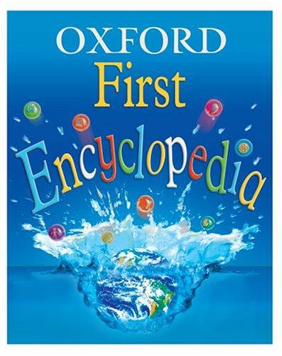 9780199112425: Oxford First Encyclopedia