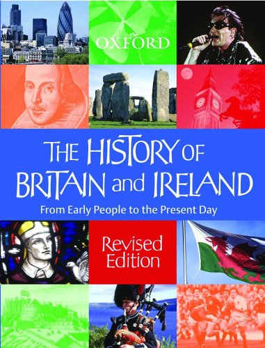 9780199112517: The History of Britain and Ireland