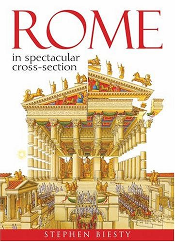 9780199112531: Rome: In Spectacular Cross-Section