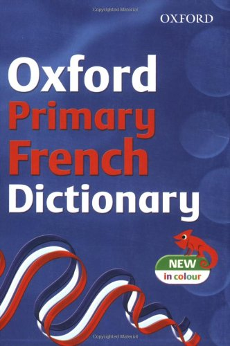 9780199113088: OXFORD PRIMARY FRENCH DICTIONARY