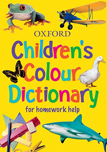 9780199113187: OXFORD CHILDRENS DICTIONARY: For Homework Help