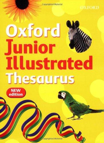 9780199113200: OXFORD JUNIOR THESAURUS