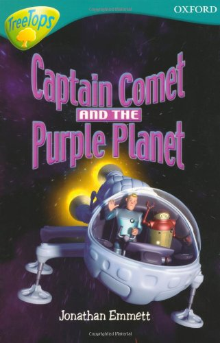 9780199113354: Captain Comet and the Purple Planet