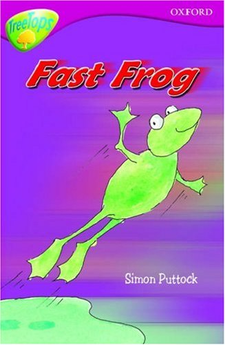 9780199113484: Oxford Reading Tree: Level 10B: TreeTops: Fast Frog (Treetops Fiction)