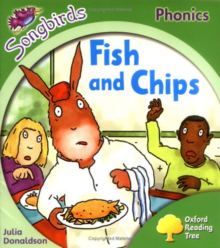9780199113910: Oxford Reading Tree: Stage 2: Songbirds: Fish and Chips