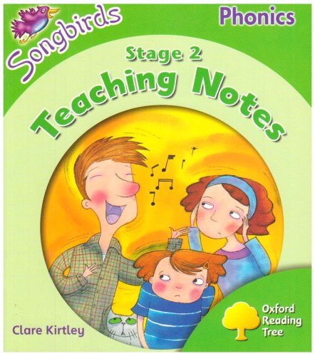 9780199113958: Oxford Reading Tree: Stage 2: Songbirds: Teaching Notes