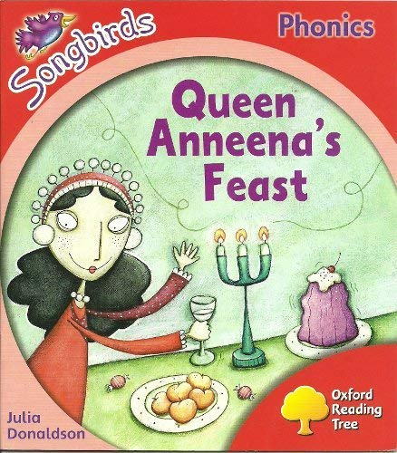 9780199114085: Oxford Reading Tree: Stage 4: Songbirds: Queen Aneena's Feast