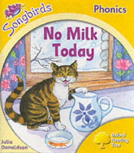 9780199114238: Oxford Reading Tree: Stage 5: Songbirds: No Milk Today