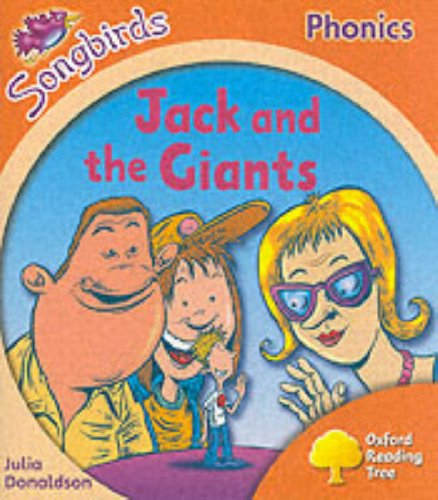 9780199114337: Oxford Reading Tree: Stage 6: Songbirds: Jack and the Giants: A Play