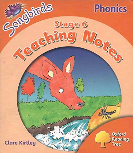 9780199114351: Oxford Reading Tree: Stage 6: Songbirds: Teaching Notes