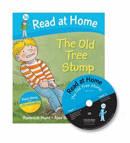 9780199114573: Read at Home: 3a: The Old Tree Stump Book + CD